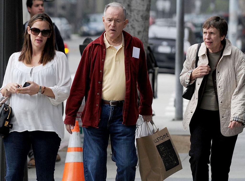 Jennifer Garner, Patricia Garner, Bill Garner