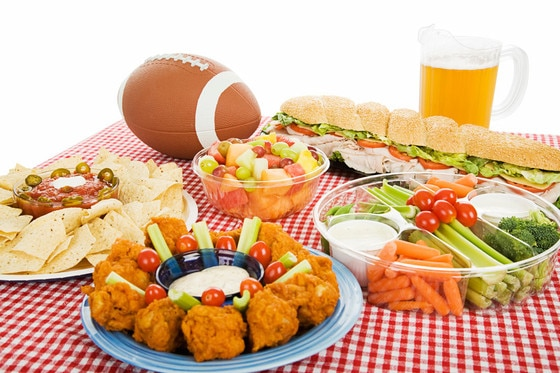 Super Bowl, Party