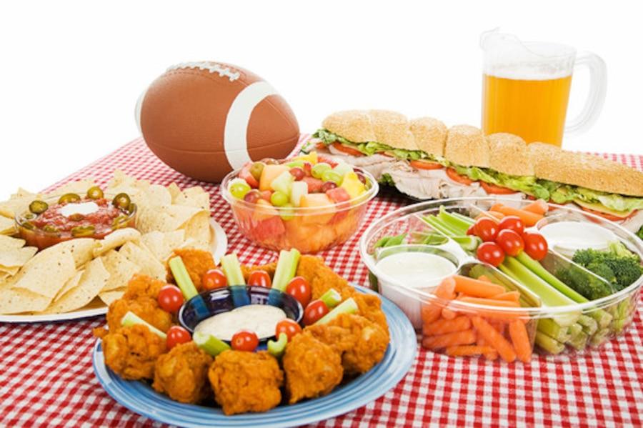 Super Bowl, Party