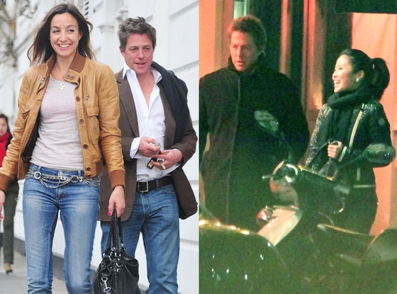 What to Know About Hugh Grant's Baby Mamas (Alleged or ...
