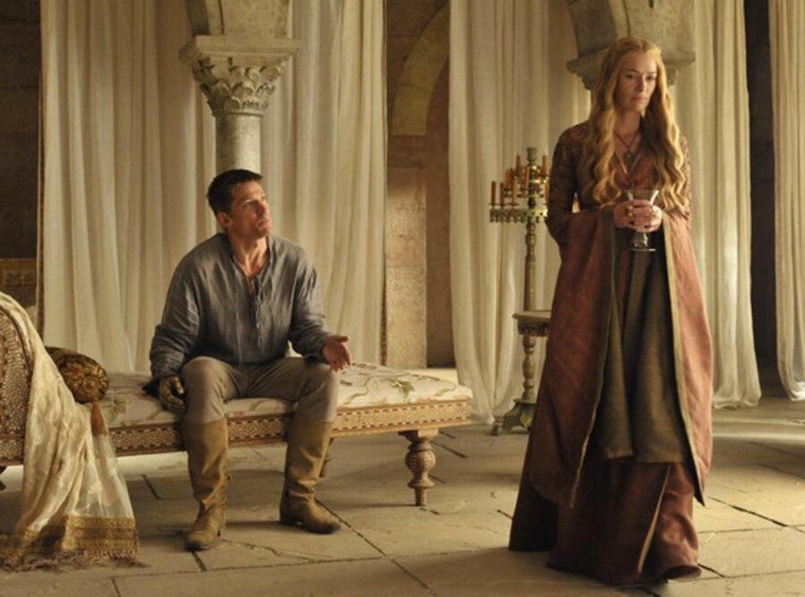 Nikolaj Coster-Waldau, Lena Headey, Game of Thrones