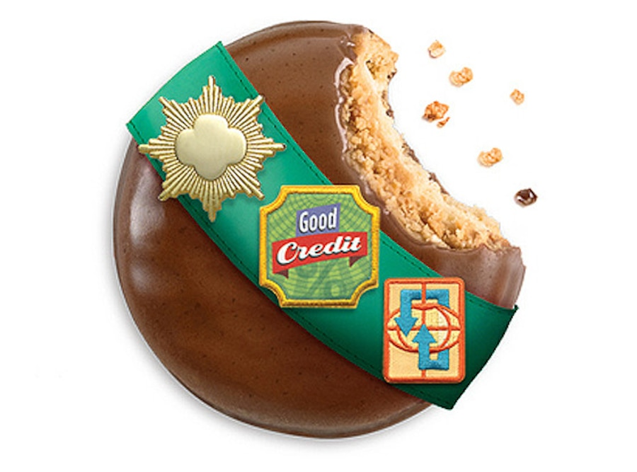 Girl Scout Cookies, Peanut Butter Patties, Tagalongs