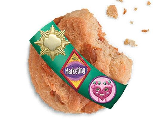 Girl Scout Cookies, Dulce de Leche