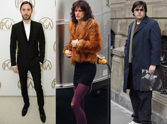 Jared Leto, Body Transformations
