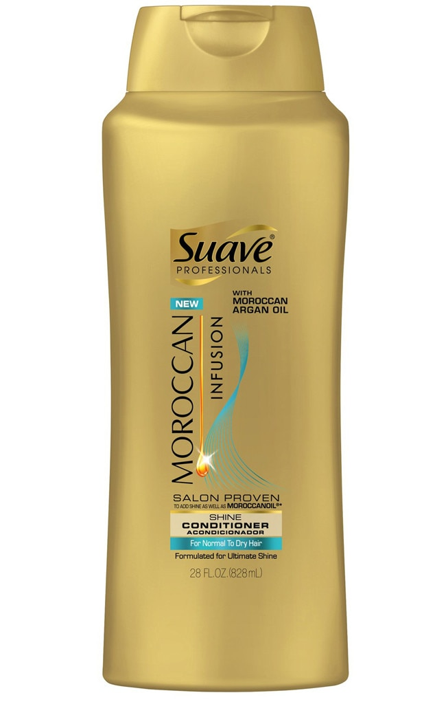 Editor's Obsessions, Suave Moroccan Oil Conditioner