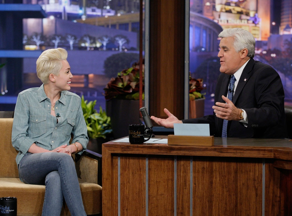 Miley Cyrus, Tonight Show