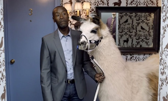 Don Cheadle, Super Bowl Commercial