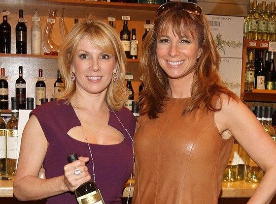Ramona Singer, Jill Zarin