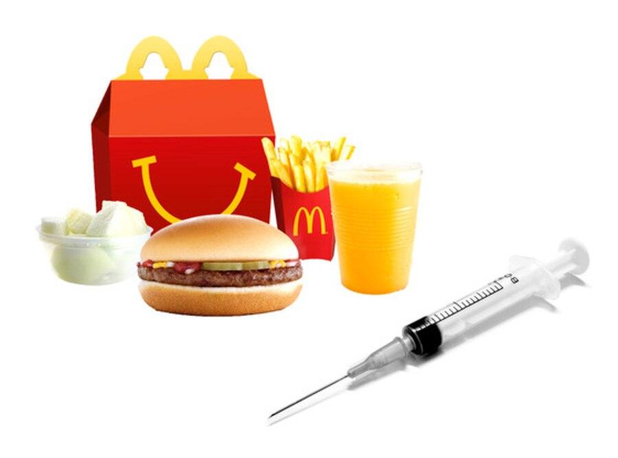McDonald's Heroin