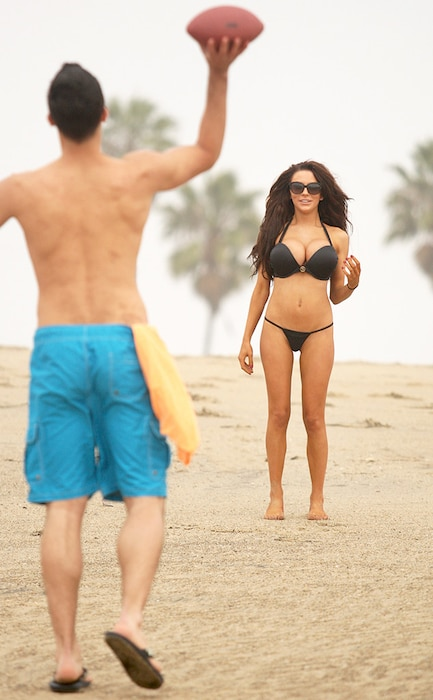 Courtney Stodden, Bikini