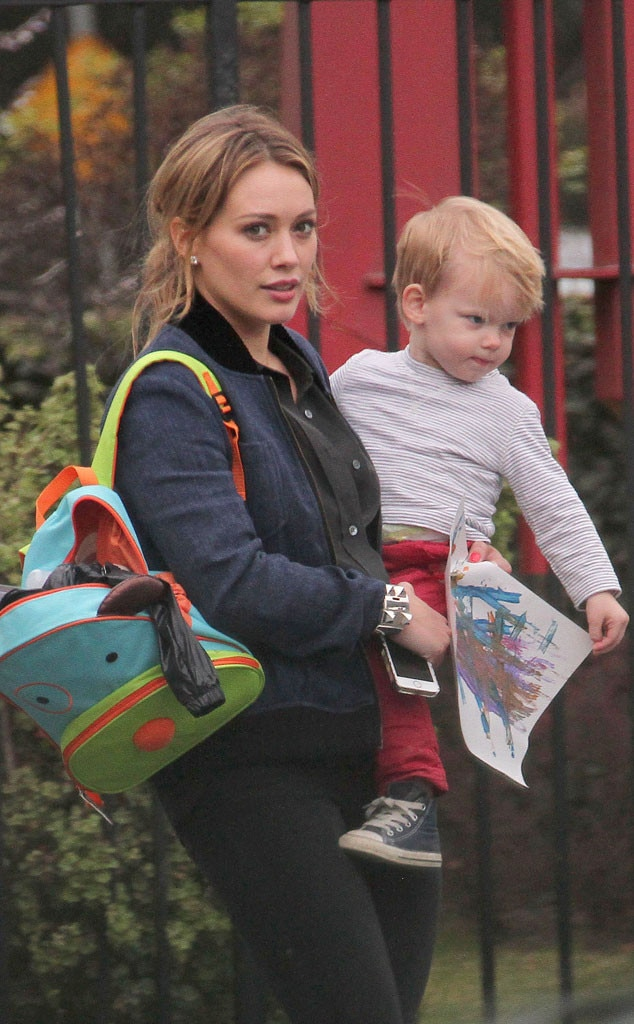 Hilary Duff, Luca