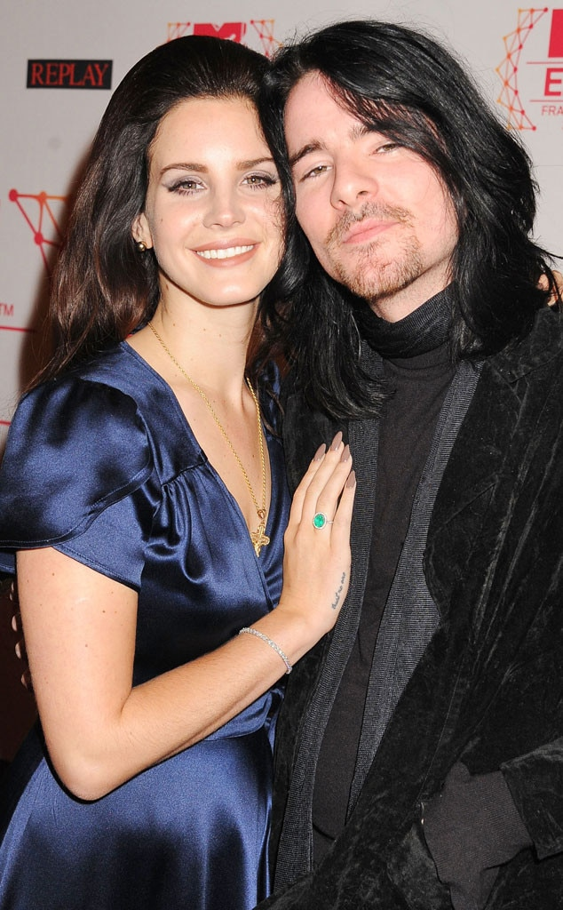 Lana Del Rey, Barrie-James O'Neill
