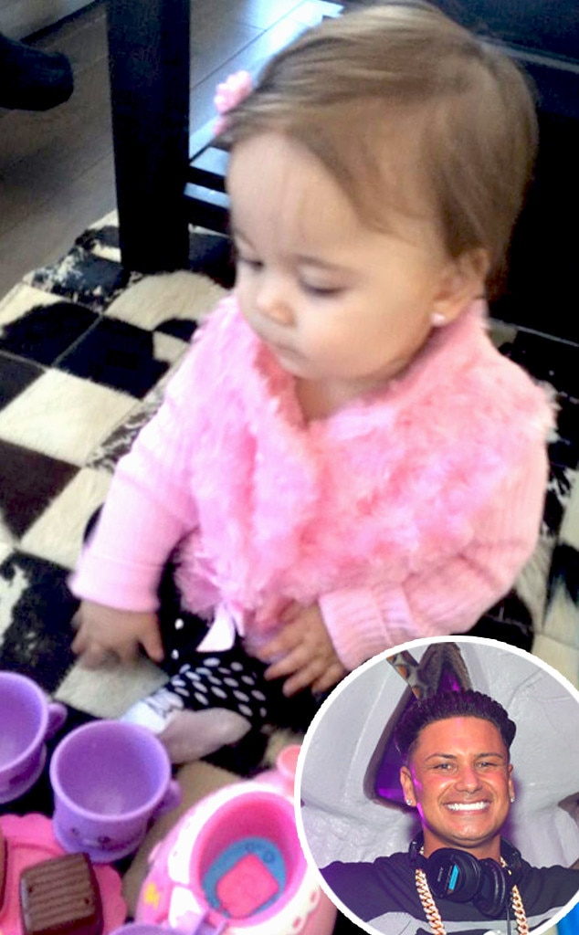 Pauly D, Daughter