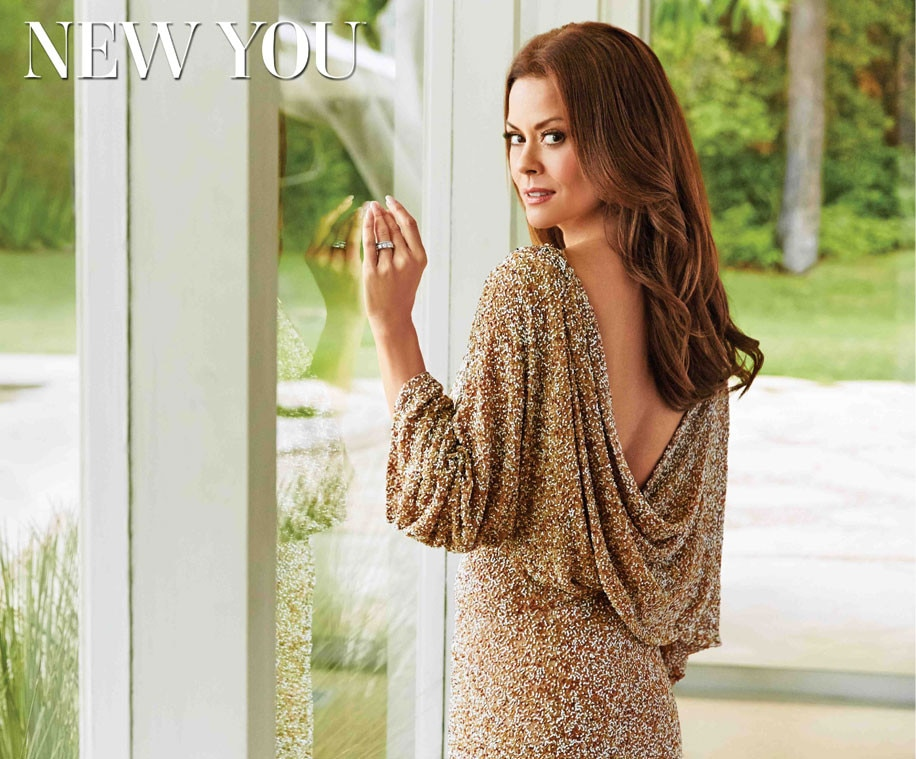 Brooke Burke-Charvet, New Look Magazine