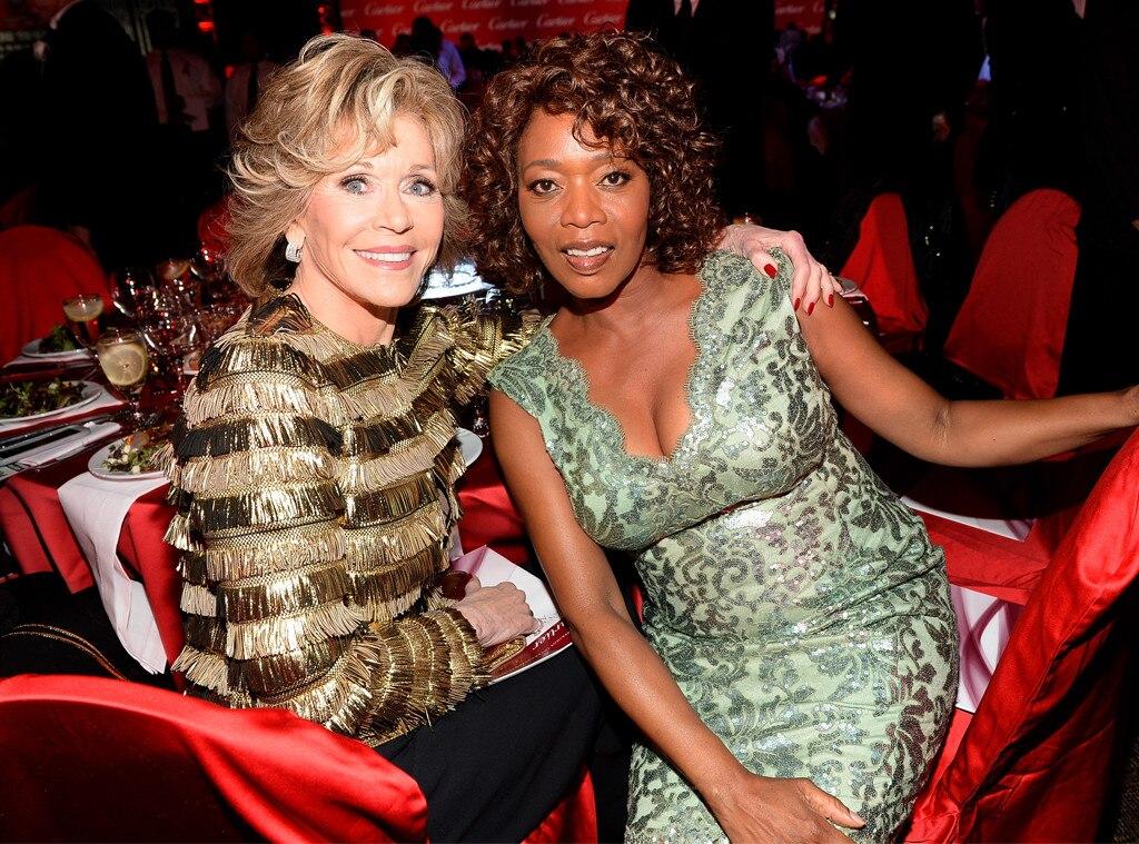 Jane Fonda, Alfre Woodard