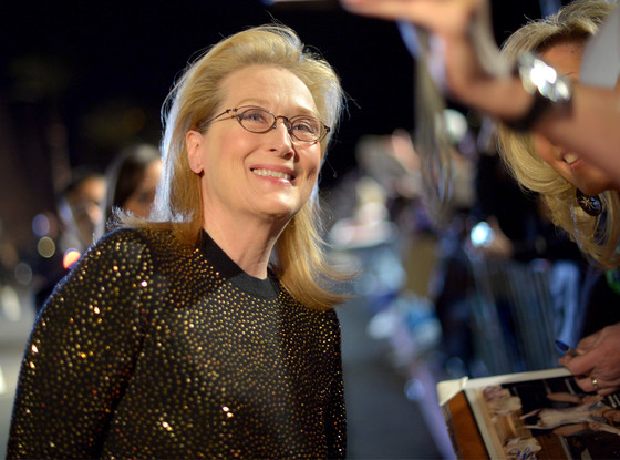 Meryl Streep, Palm Springs International Film Festival