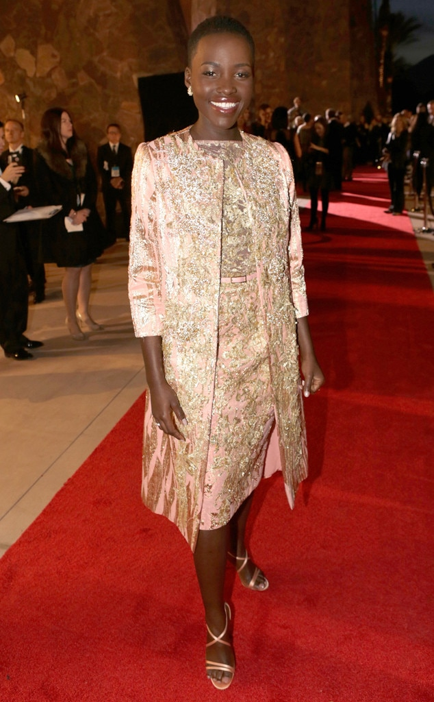 Lupita Nyong'o, Palm Springs International Film Festival