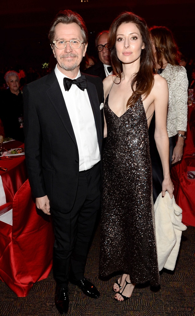Gary Oldman, Alexandra Edenborough