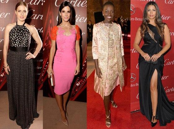 Amy Adams, Sandra Bullock, Lupita Nyong'o, Camila Alves McConaughey