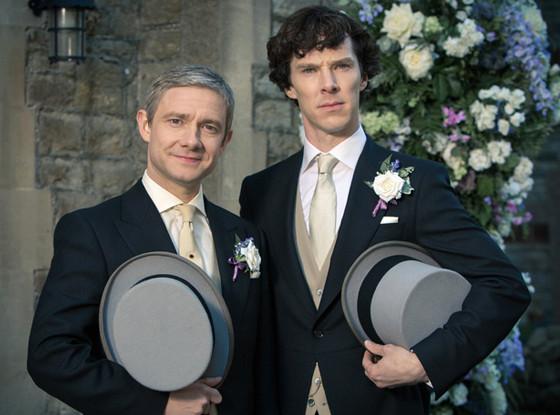 Benedict Cumberbatch, Martin Freeman, Sherlock