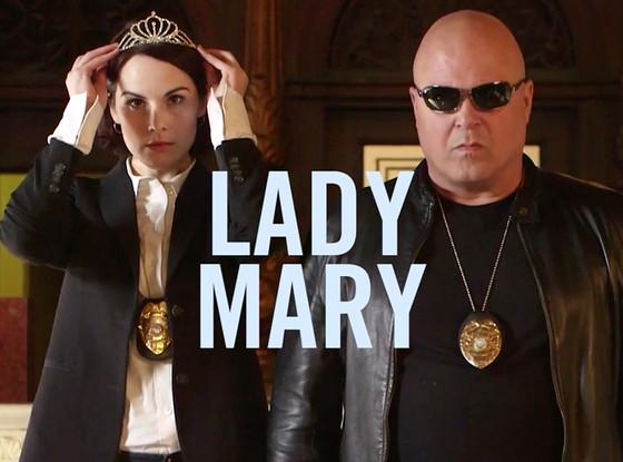 Michelle Dockery, Lady Mary