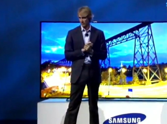 Michael Bay, Samsung