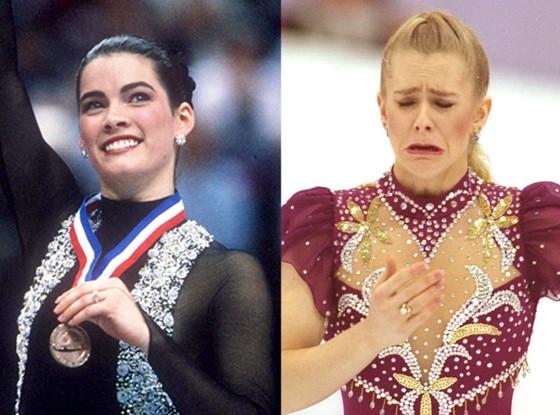Nancy Kerrigan, Tonya Harding, Olympics