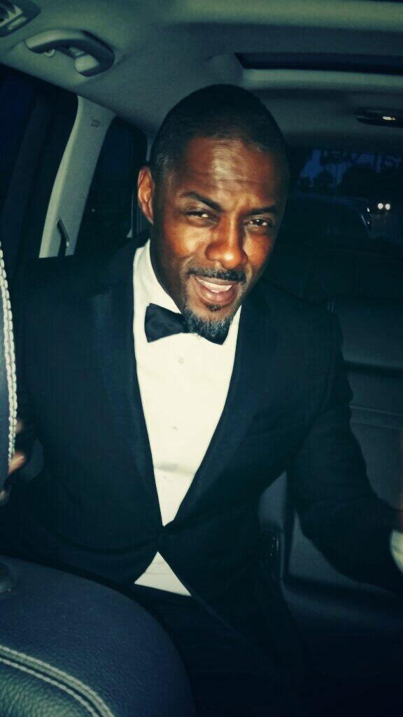 Idris Elba, Twit Pic