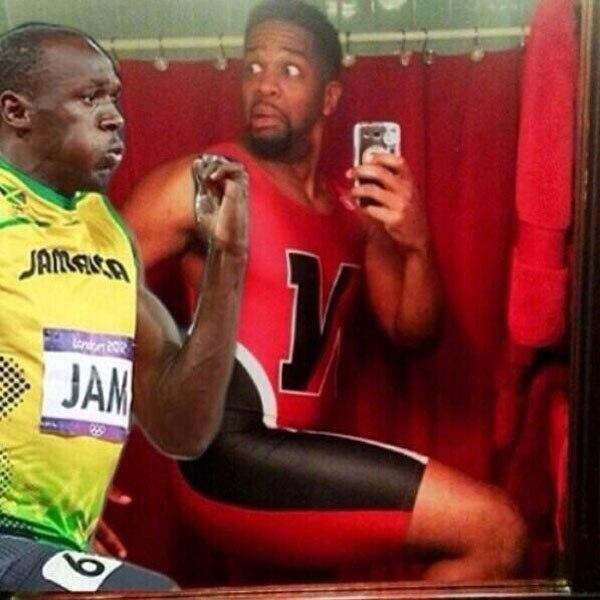 Selfie Olympics