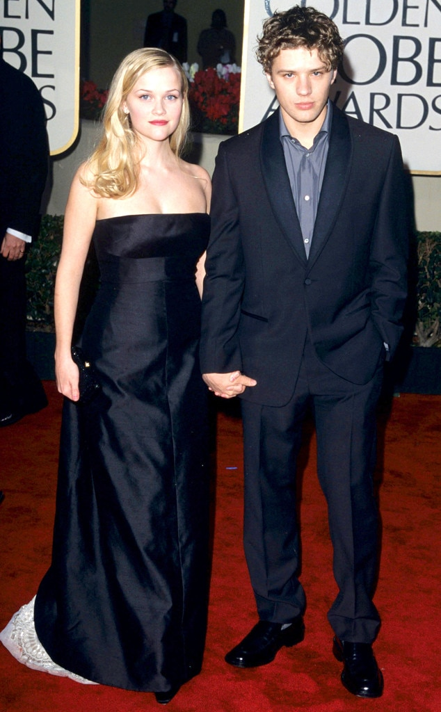 Reese Witherspoon, Ryan Phillippe, Golden Globes