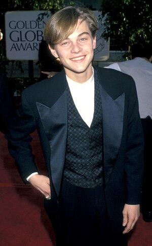 Leonardo DiCaprio, Golden Globes