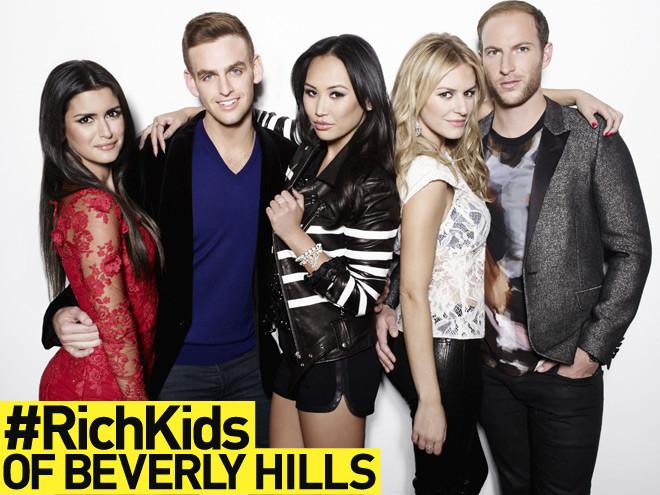Rich Kids Cast