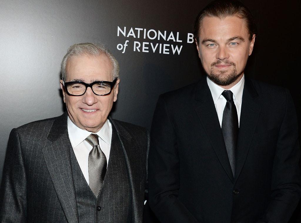 Martin Scorsese, Leonardo DiCaprio, National Board Of Review Awards Gala