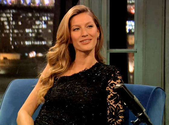 Gisele Bundchen, Jimmy Fallon