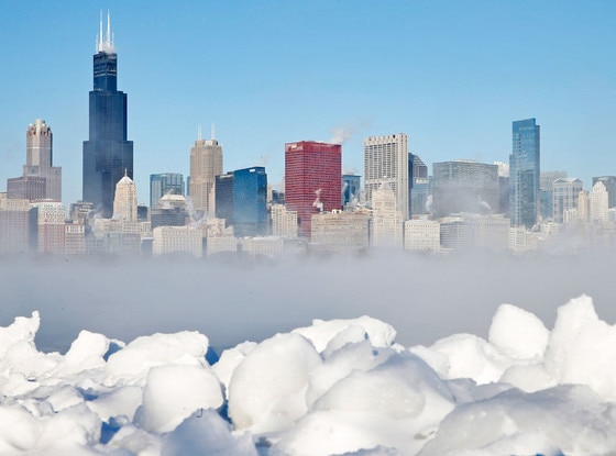Polar Vortex, Chicago