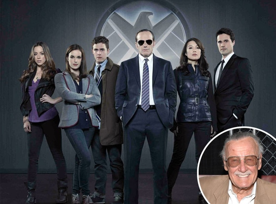 Agents of S.H.I.E.L.D., Stan Lee