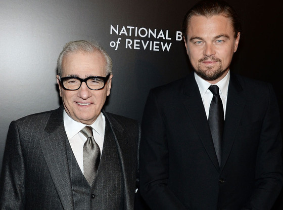 Martin Scorsese, Leonardo DiCaprio, National Board Of Review Awards Gala