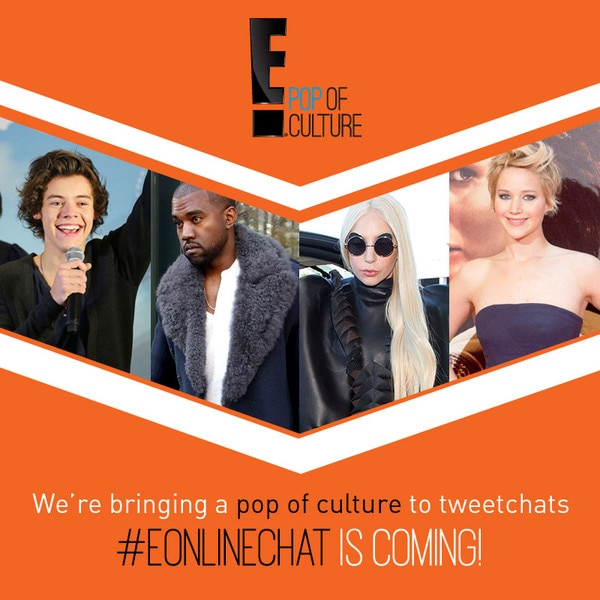 #eonlinechat, Twitter Chat