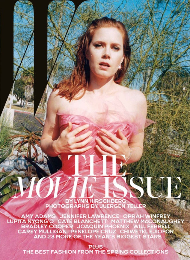 Amy Adams, W Magazine