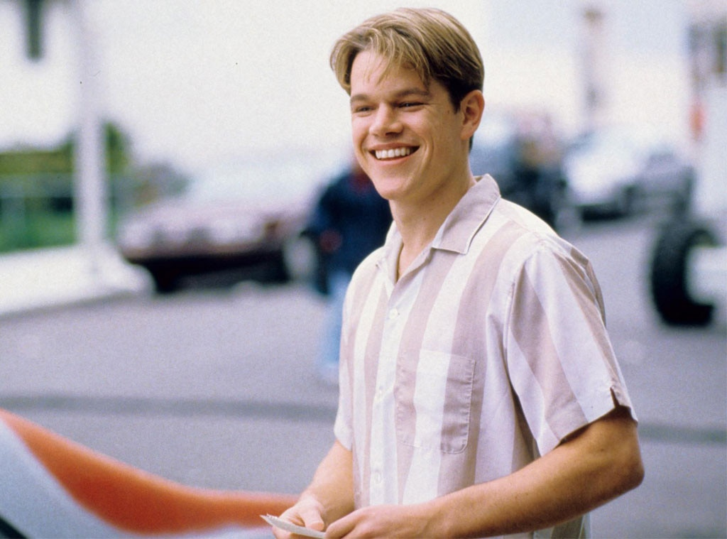 Matt Damon, Good Will Hunting, 90s Week/Breakout Roles