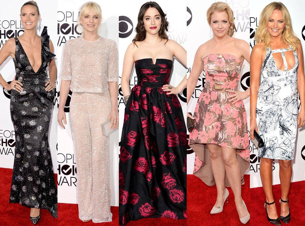 People's Choice Awards, Worst Dressed