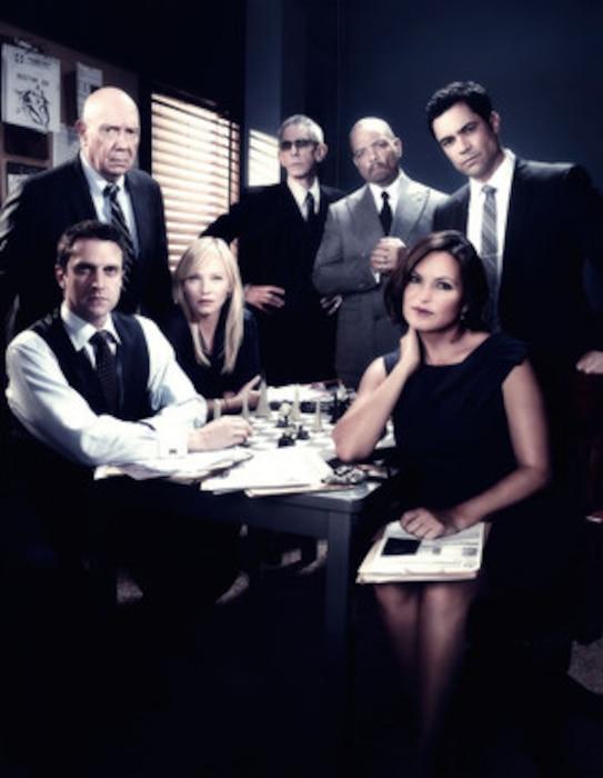 Law & Order: Special Victims Unit Cast
