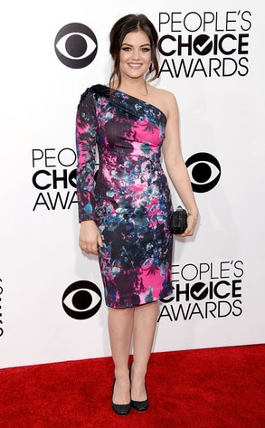 People's Choice Awards, Lucy Hale