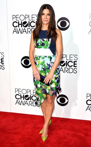 Sandra Bullock, People's Choice Awards