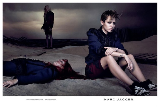 Miley Cyrus, Marc Jacobs