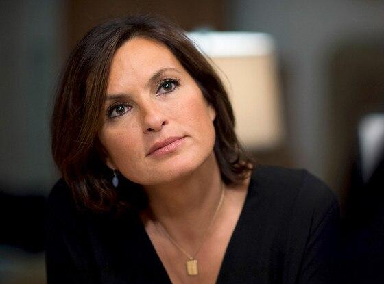 Mariska Hargitay, Olivia Benson, Law & Order
