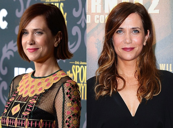 Kristen Wiig, Haircut