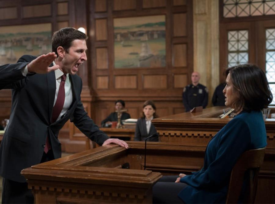 Law & Order: Special Victims Unit, Mariska Hargitay