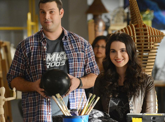 Max Adler, Vanessa Marano, Switched at Birth