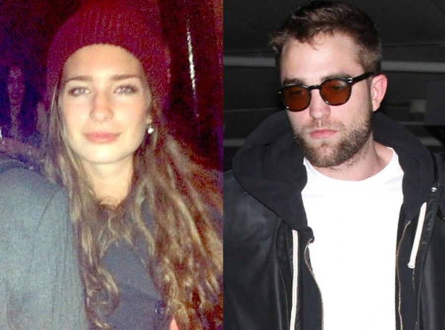 Robert Pattinson, Nettie Wakefield